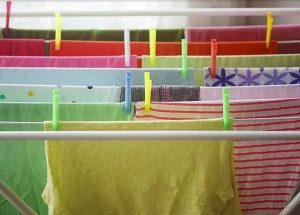 Tips to dry your clothes