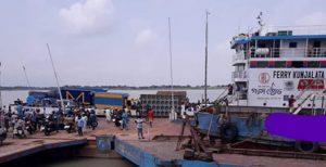 Banglabazar-Shimulia Nou route