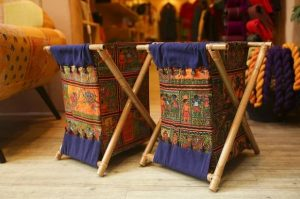 Home Decor with Basket