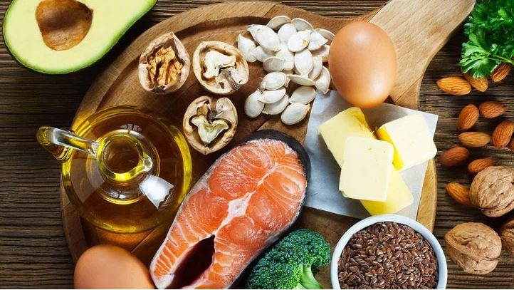 Omega-6 contains food